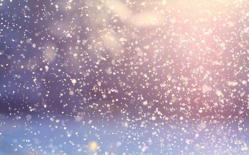 雪の撮り方のアイキャッチ