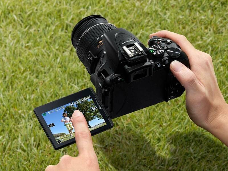 カメラのタッチ機能