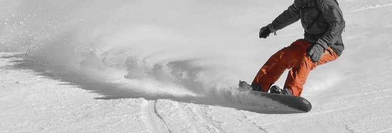 スノーボードのズボンセレクトカラー