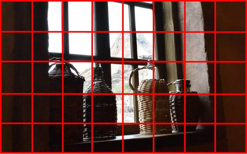 マルチパターン測光のイメージ
