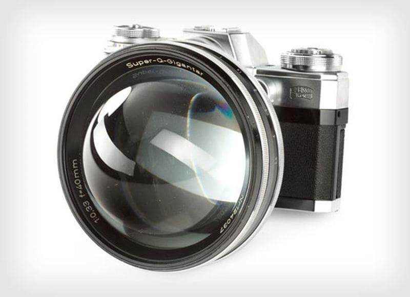 Super-Q-Gigantar 40mm F0.33