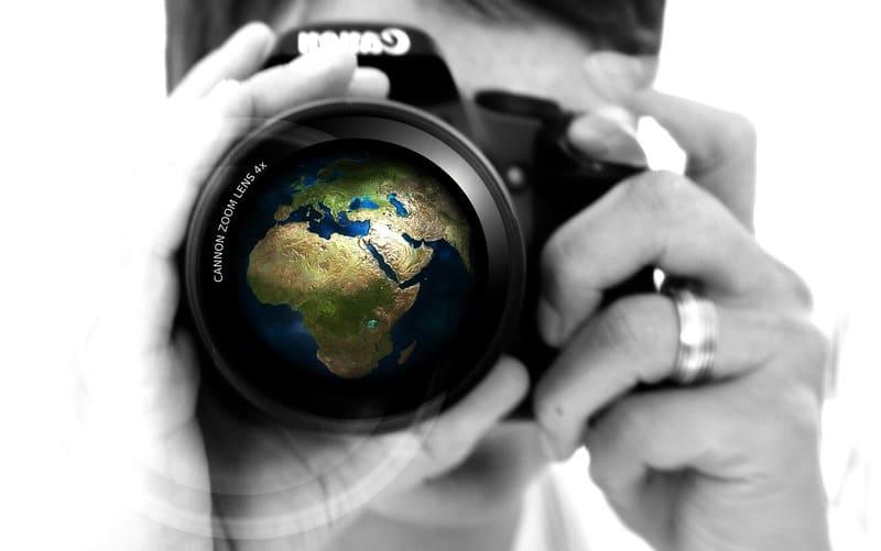 カメラと世界